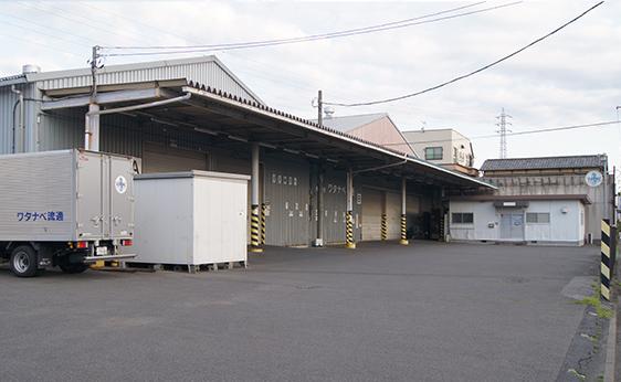 竹の塚営業所外観